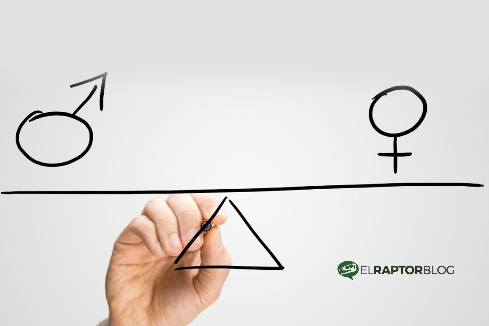 La igualdad de sexos