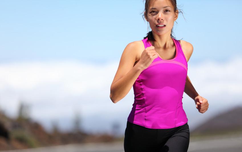 Correr y el Corazón