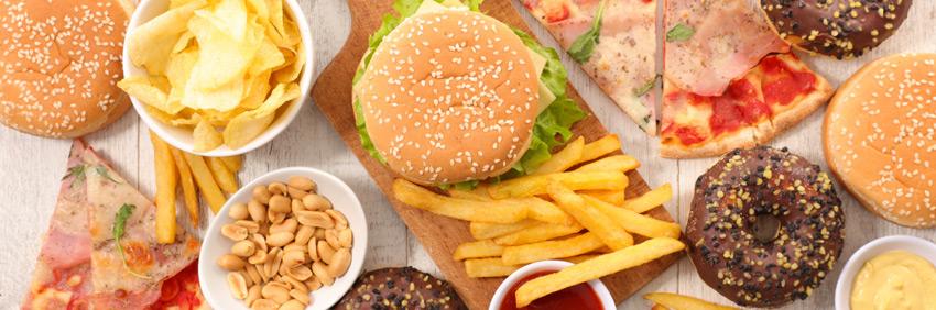 Alimentos inflamatorios