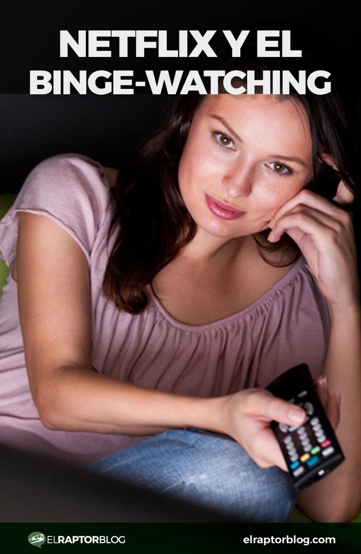Netflix y el poblema del binge-watching