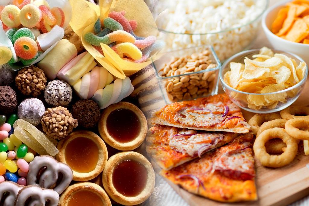 La delicia de lo dulce, lo salado y lo grasoso